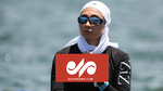 صحبتهای نازنین ملایی نماینده قایقرانی ایران در بازیهای المپیک