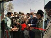 افتتاح دومین بیمارستان تنفسی ارتش در خاش
