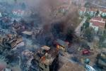 وزارة الدفاع الإيرانية تعلن استعدادها للمساعدة في اخماد الحرائق الناشبة في تركيا