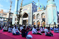 Tahran'da Gadir-i Hum Bayramı etkinliği