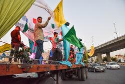 Şiraz kentinde Gadir-i Hum etkinliği