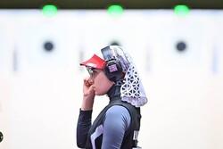 هانیه رستمیان به فینال مسابقات تپانچه نرسید و بیست و هشتم شد