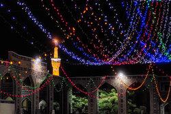 برگزاری ویژه برنامه های میلاد امام موسی کاظم(ع) در حرم مطهر رضوی