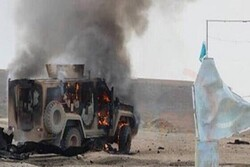 Two US convoys targeted in Iraq's Al-Nasiriyah