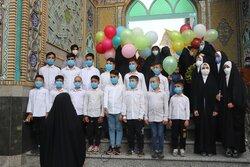 جشن مردمی غدیر در ورامین
