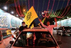 جشن های عید غدیر خم در تبریز