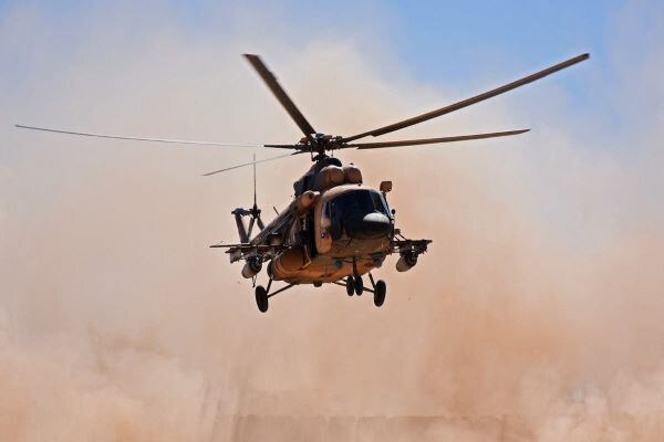 Iraqi army helicopter crash kills five: statement