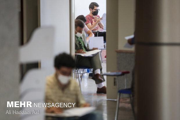 سوت پایان کنکور کارشناسی ارشد زده شد/ انتشار کارنامه در شهریورماه