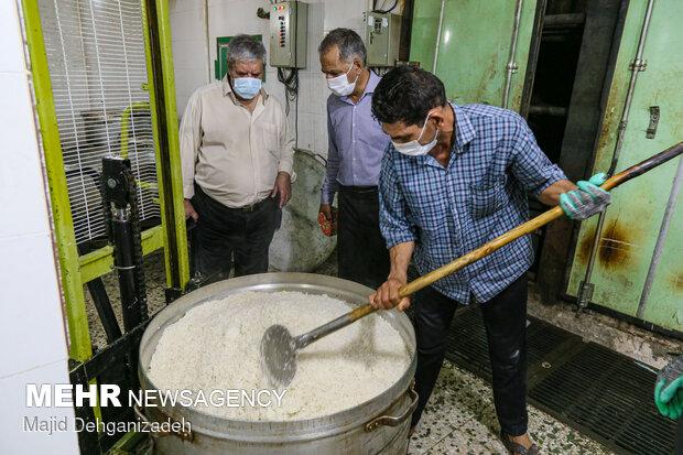 ۸ هزار وعده غذای گرم به دست نیازمندان خراسان شمالی میرسد