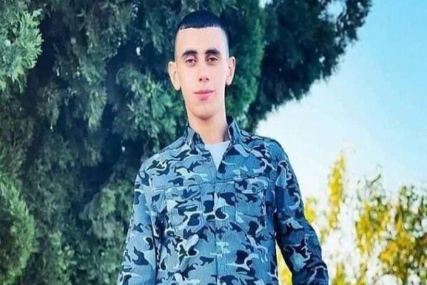نظامیان صهیونیست جوان ۲۰ ساله فلسطینی را به شهادت رساندند