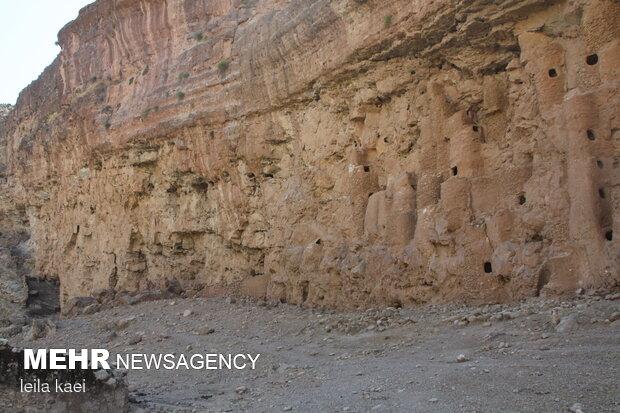 İran'da tarihi tahıl ambarları