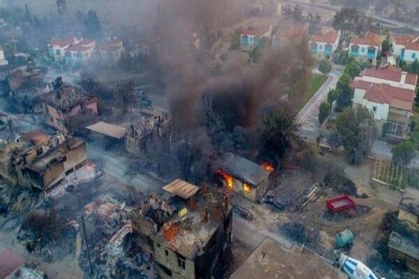 پیام تسلیت وزارت خارجه اردن به دولت ترکیه