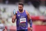 احسان حدادی از المپیک حذف شد/ نایب قهرمان المپیک لندن چهاردهم شد!