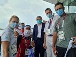 هدیه «توماس باخ» به دختر قایقران ایران/ تمجید از عملکرد ملایی