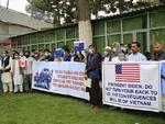 امریکہ کی مدد کرنے والے 200 افغان شہری امریکہ پہنچ گئے