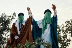 ہمدان میں واقعہ غدیر خم کی تصویر کشی