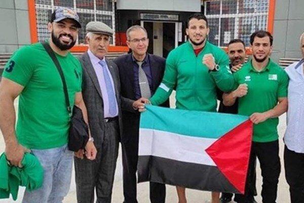 """I am glad I angered the Zionists"": Algerian Judoka"