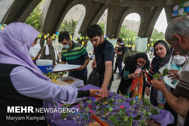 أجواء عيد الغدير في تلة نور الشهداء