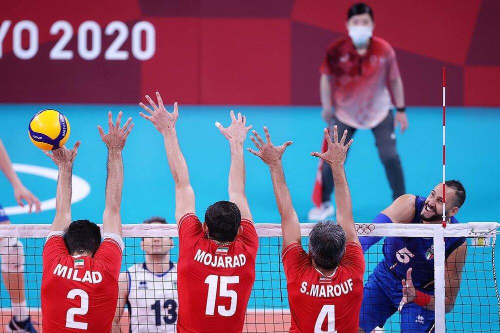 اسامی بازیکنان تیم ملی والیبال اعلام شد/ تغییر نسبت به المپیک