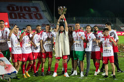 İran'da Persepolis 5. kez Süper Kupa'nın sahibi oldu