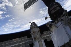 عملیات جابجایی کپسول سایوز در ایستگاه فضایی بین المللی انجام شد