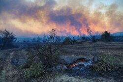 Türkiye'de yangınlarla mücadele sürüyor
