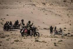 ملاقات با داعشیهای اروپایی در زندان مخفی طالبان/ خطر کردیم!