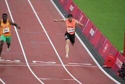 تفتیان از صعود به نیمهنهایی دوی ۱۰۰ بازماند/ عذرخواهی IOC از ایران