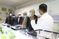 """صالحي يرعى مراسم بدء انشاء مشروع """"كيميا"""" لتكنولوجيا النظائر المشعة"""