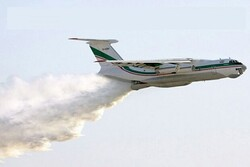 Iranian Armed Forces launches 1st firefighting op. in Turkey