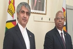 Iran, Zimbabwe emphasize need to foil US economic terrorism