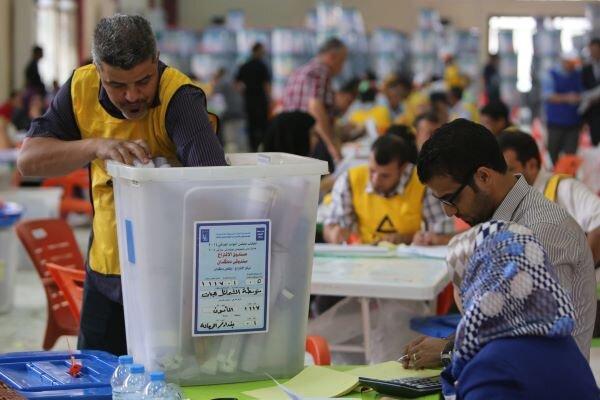 برخی گروههای سیاسی برای تعویق برگزاری انتخابات عراق تلاش می کنند