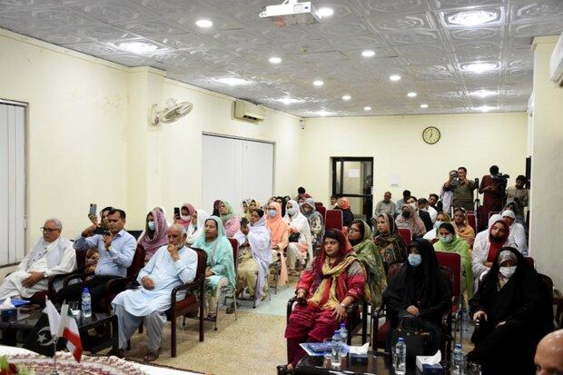 تاکید بر ولایت پذیری و تحکیم وحدت در جشن غدیر پاکستان