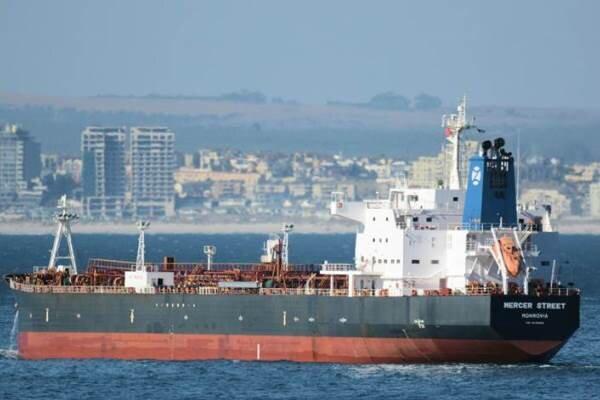 سنتکام: کشتی اسرائیلی هدف حمله پهپادی قرار گرفته است