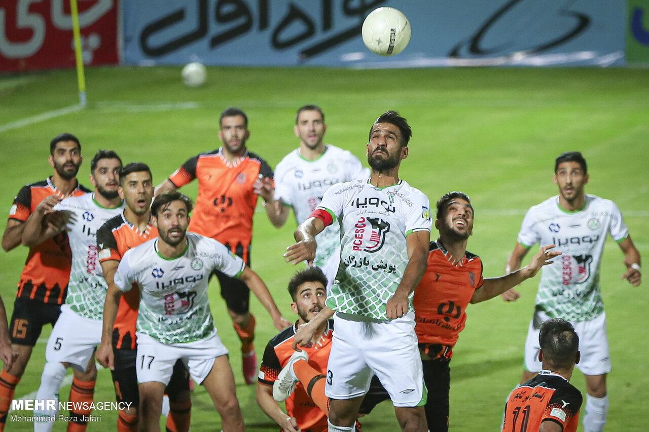 کاپیتان ذوب آهن به تیم فوتبال آلومینیوم پیوست