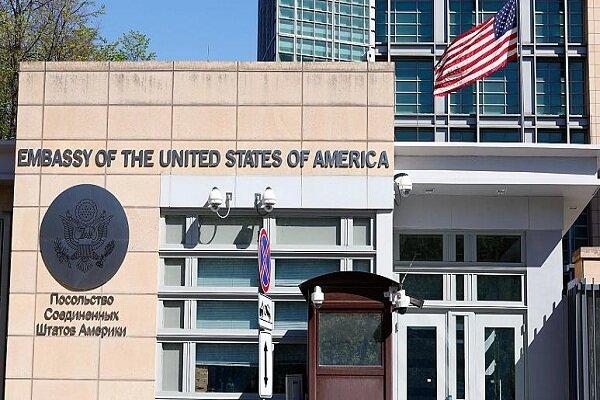 ۳ دیپلمات آمریکایی به دزدی از یک شهروند روس متهم شدند