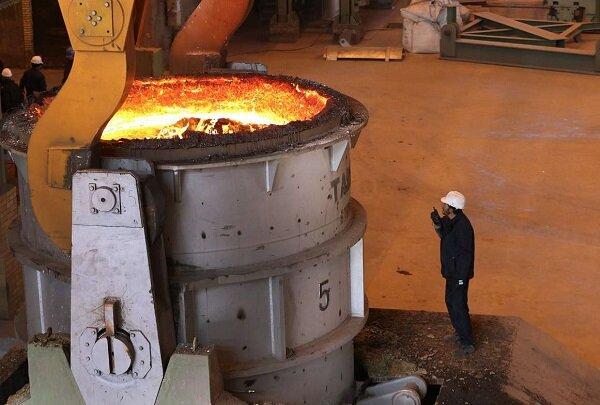 ۲ نفر از مصدومان حادثه کارخانه فولاد در عجبشیر جان باختند