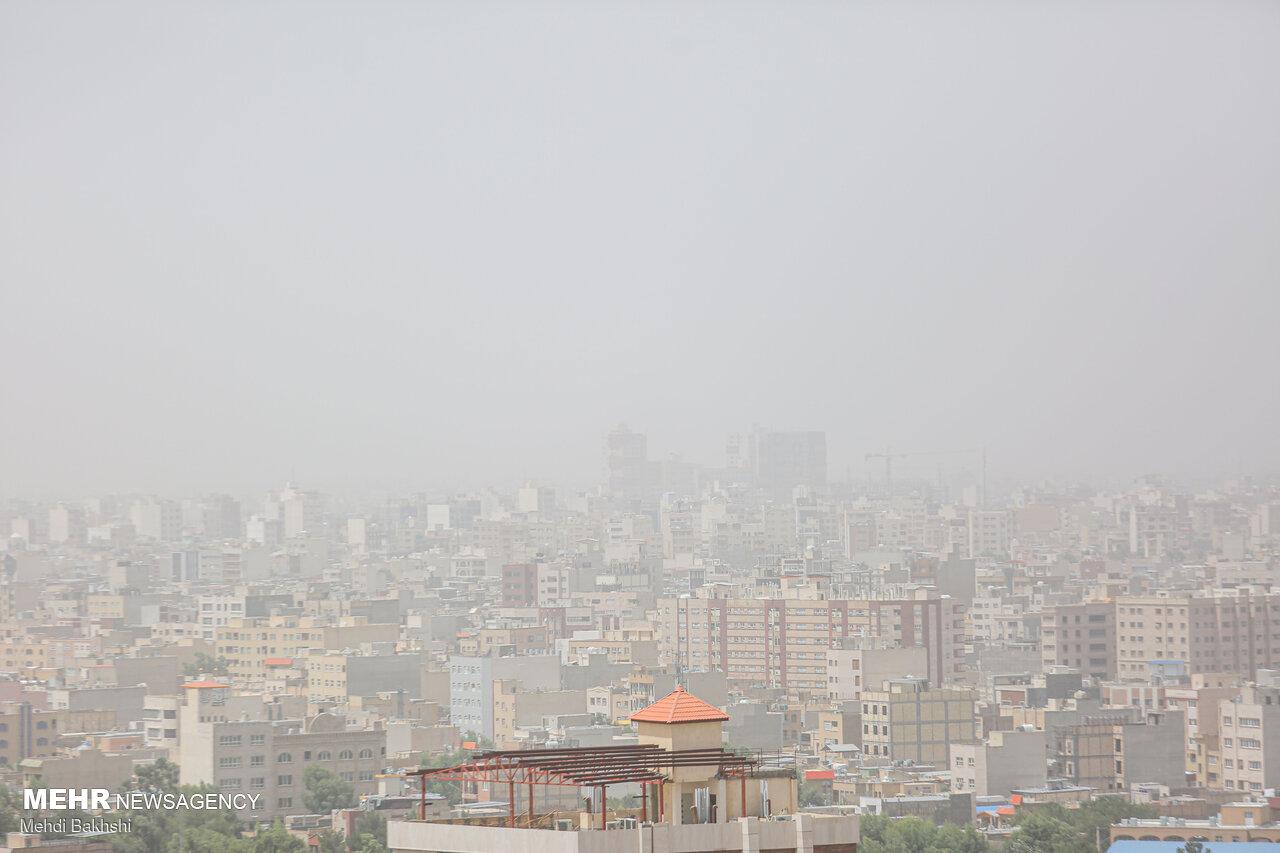 اختصاص ۳۷۰ میلیون یورو برای مقابله با گرد و غبار در کشور