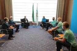 توماس باخ: تعامل با دولت جدید باعث توسعه ورزش ایران خواهد شد