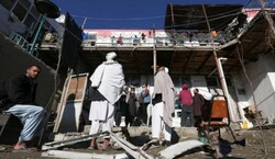 افغانستان .... صواريخ تصيب مطار قندهار جنوبي افغانستان