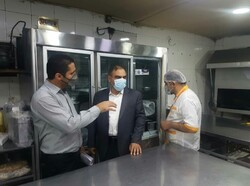 تشدید بازدیدهای نظارتی بر واحدهای پذیرایی و سفرهخانههای البرز
