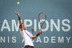 J5 Isfahan 2021 Tennis Tournament wraps up