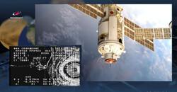 شکاف های جدید در ایستگاه فضایی بین المللی کشف شد