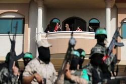 """حركة """"حماس"""" تجند فلسطينيين بالضفة الغربیة لاستهداف الاحتلال"""
