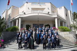 Last meeting of Iranian 12th Cabinet