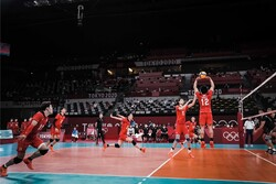 Iran volleyball narrowly lose to Japan to leave Olympics