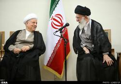 بیانات منتشر نشده رهبری در گفتگو با آیت الله هاشمی رفسنجانی در مورد مذاکره با آمریکا + فیلم