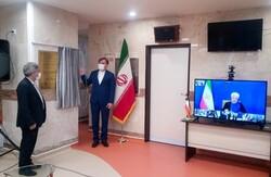 دو طرح درمانی در انزلی و آستانه اشرفیه افتتاح شد