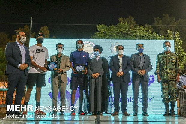 قهرمانان تور جهانی تنیس نوجوانان معرفی شدند