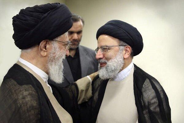 Leader to endorse Raeisi's presidential decree on Tue.